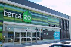Store exterior - Pinecrest Shopping Centre, Ottawa