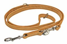 Dean  Tyler Simple Pleasure Multifunctional Dog Leash with Stainless Steel Hardware 7Feet by 34Inch Tan *** You can get more details by clicking on the image. This is an Amazon Affiliate links.