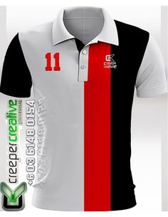 Polo Shirt Customade - Men Polo Shirts - Ideas of Men Polo Shirts Polo Shirt Style, Polo Shirt Design, Polo Design, Mens Polo T Shirts, Collar Shirts, Mens Tees, Camisa Polo, Tshirt Branding, Best Uniforms