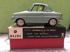 超美品!萬代屋(現:バンダイ)製・マツダR360クーペ (1960年式・前期型)_画像7