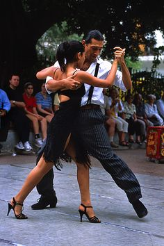 Dance - Argentina - Do the tango in Argentina