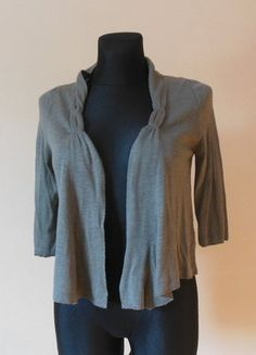 Kup mój przedmiot na #vintedpl http://www.vinted.pl/damska-odziez/bolerka/16848386-marksspencer-bolerko-khaki-36-38