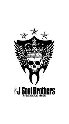 三代目 J Soul Brothers[iPhone用]1 | スマホ壁紙.net