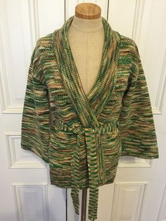 A personal favorite from my Etsy shop https://www.etsy.com/listing/290019323/vintage-70s-jantzen-cardigan-wrap-bell