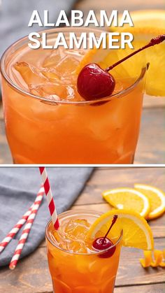 Cocktail Drinks, Orange Juice Cocktails, Sweet Cocktails, Pineapple Juice Drinks, Refreshing Alcoholic Drinks, Best Drinks, Easy Fruity Cocktails, Peach Vodka Drinks, Recipes