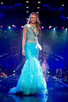 Miss Louisiana Teen USA 2013 Evening Gown: HIT or MISS?