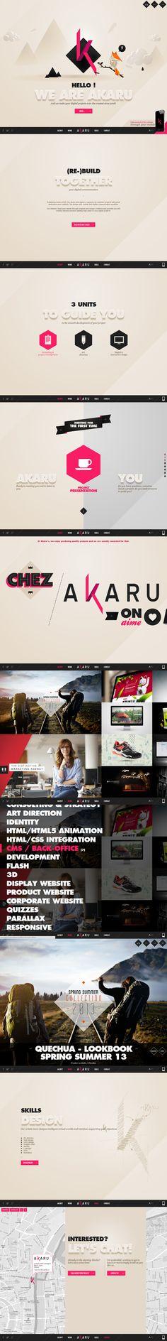 Akaru Agency from France http://www.akaru.fr/