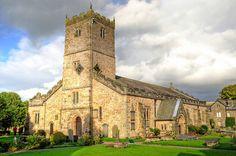 St Mary's Church, Kirkby Lonsdale, Cumbria by Baz Richardson, via Flickr