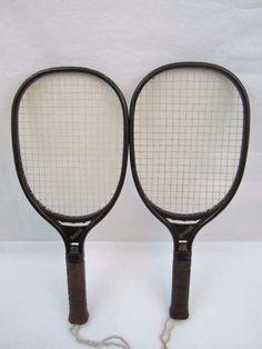 Montini Squash Raquetball Racket/Raquet Used Rare Model Brown Rackets, Drinking Tea, Squash, Aesthetics, Ship, Popular, Brown, Model, Character