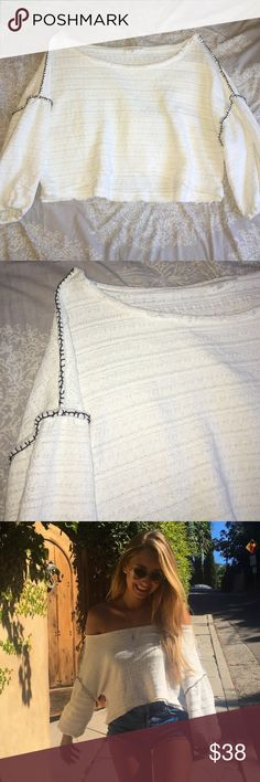 Urban outfitters top Worn once. bought for 60$ . No stains or damage . Fits a small/ medium Urban Outfitters Tops Blouses