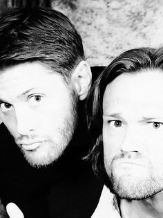 Jared and Jensen ~ Supernatural