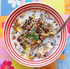 Glutenfri og mælkefri morgenmadsforslag