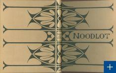 R.W.P. de Vries jr.: band voor Louis Couperus, Noodlot (herdruk: 1898)