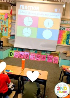 Fractions! With FREEBIES! - Step into 2nd Grade