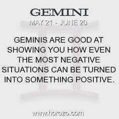 Fact about Gemini: Geminis are good at showing you how even the most... #gemini, #geminifact, #zodiac. More info here: https://www.horozo.com/blog/geminis-are-good-at-showing-you-how-even-the-most/ Astrology dating site: https://www.horozo.com