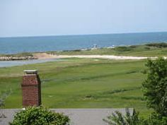 View from Master bedroom on 2nd floor - 10 Sea Mist Lane Chatham Cape Cod New England Vacation Rentals