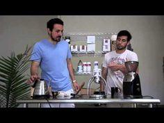 A review of the ROK espresso maker  Details available at: http://www.espressooutlet.net/rok-espresso-maker-hand-powered-espresso-machine/