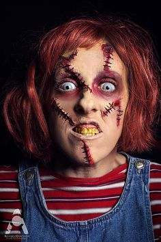 Chucky | 31 Days Of Halloween Day 27 | Amanda Chapman | Flickr