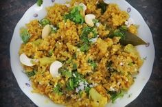 Masala Rice Recipe from BonGong | Maharashtrian Food