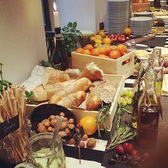 A śniadanie we Włoszech je się takie.