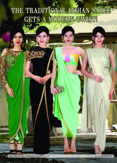 Traditional Indian Saree देखने और खरीदने के लिए आज ही आए-  Shop Online : http://www.sairandhri.com
