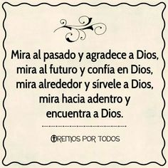 Dios. Forgiveness Quotes, Positive Messages, Spanish Quotes, Quotes About God, Words Of Encouragement, Inner Peace, Gods Love, Great Quotes, Bible Verses