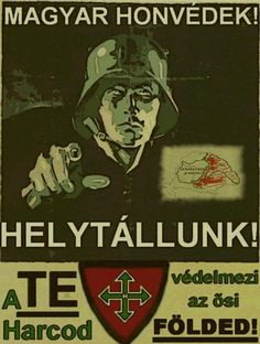 Hungarian Posters of World War 2