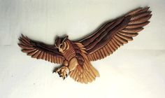 Intarsia- Pictorial Wood Sculpture for Walls on Behance