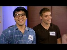 Heejun Han and Johnny Keyser - Hollywood Week - AMERICAN IDOL SEASON 11