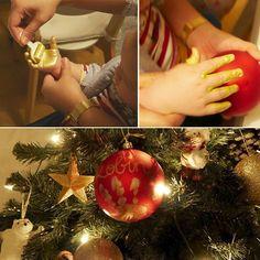 Pour immortaliser le premier #noel de bébé ou pour peaufiner la déco, profitez d'une réduction de -40 % sur les boules de Noël #babyart ! Entièrement personnalisables, vous pouvez ajouter l'empreinte et le prénom de votre enfant ! A commander avant demain matin 11h pour les avoir le jour de Noël ! #berceaumagique #christmasiscoming #deconoel #boulesdenoel #personnalisable