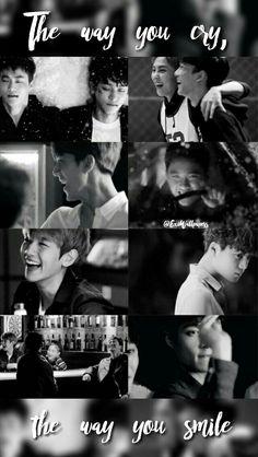 #EXO #Wallpaper #Lockscreen #Xiumin #Suho #Lay #Baekhyun #Chen #Chanyeol #DO #Kai #Sehun #SingForYou #Sing For You Exo Songs, Exo Lockscreen, Wallpaper Lockscreen, Sing For You, Exo Fan, Wattpad, Exo Members, My King, Your Smile