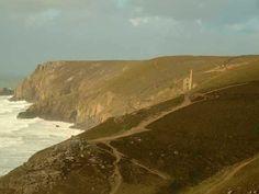 St Agnes Head - portrays Nampara Valley and the mine. Bbc Poldark, Poldark 2015, St Agnes, Plymouth, Cornwall, Britain, Jay, Ireland, Saints