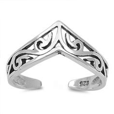 925 Sterling Silver Gold Sand Dollar /& Double Rope Pull-Apart Ring Size 5-9