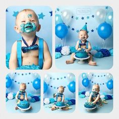 baby boy birthday party What Matters Most Photography, Newborn, Baby and Child Photographer Boys First Birthday Cake, Baby Boy 1st Birthday Party, Birthday Ideas, Boy Birthday Pictures, Baby Cake Smash, Baby Boy Cakes, Cake Smash Cakes, Cake Smash Outfit, Birthday Photography