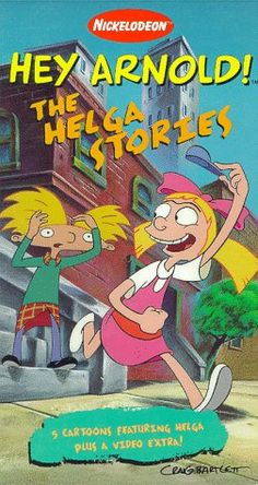 Hey Arnold | Arnold's Christmas | VHS Tapes Collection | Pinterest ...