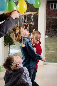 OSLO 2016-02-12: Laban seigmen barnebursdag. Egmont/Orkla spesial. FOTO:WERNERJUVIK