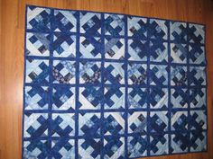 SALE 20 Percent Off Quilt Geometric Shimmering by JuneBugQuilts, $140.00