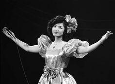 Momoe Yamaguchi, 70s singer