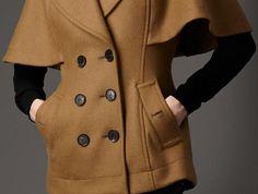 manteau-en-laine-bouillie-manteau-cape-court-camel