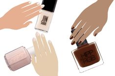 The Best Nude Nail Polish For Your Skin Tone  - Youbeauty.com