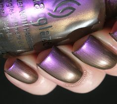 37 Best Duochrome Polish Images Nail Polish Nail Polishes Maquillaje