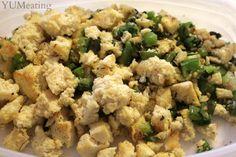 Skinny Tofu Vegetabl
