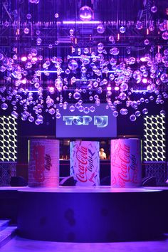 #ElegantlyCool party celebrating the partnership between TRUSSARDI and Coca-Cola Italia with the participation of TOP DJ