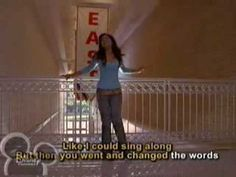 High School Musical 1 - When There Was Me and You