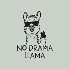 Save the drama for your lama! I love the drama lama Save the drama for your lama! I love the drama lama Alpacas, Funny Tshirts, Hilarious, It's Funny, Funny Humor, Sketches, Inspirational Quotes, Fun Motivational Quotes, Illustration