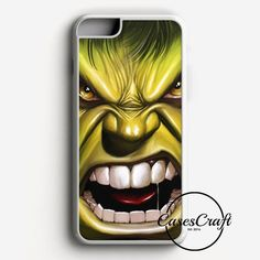 New Incredible Hulk Marvel The Avengers iPhone 7 Plus Case | casescraft