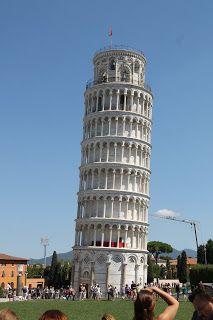 Camper stories: Dag 14, Pisa
