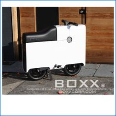 Boxx - The 1 meter Vehicle
