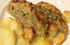 POLPETTONE DI CARCIOFI - Cucina Mancina - Le ricette mancine - SECONDO VEGETARIANO
