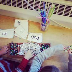 Literacy takes place daily in our classroom and is immersed in all activities that the children take part in. Below is a look at the way we ...